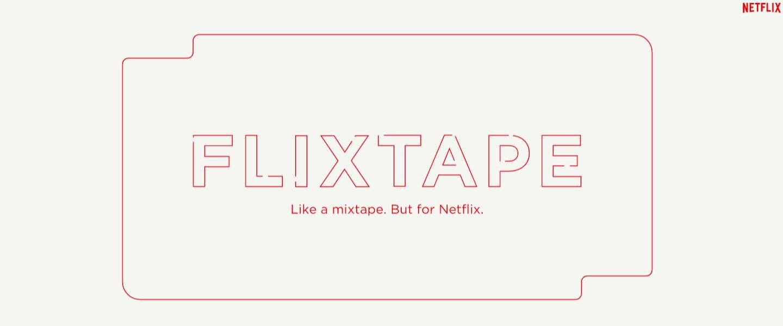 Afspeellijsten delen met vrienden op Netflix met Flixtape