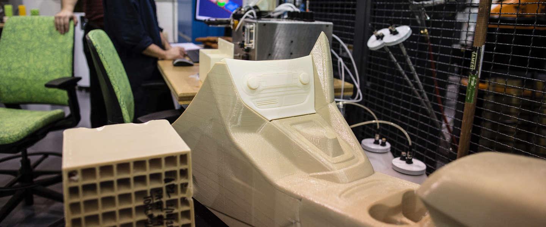Ford test met 3D-printen van auto-onderdelen op beperkte schaal