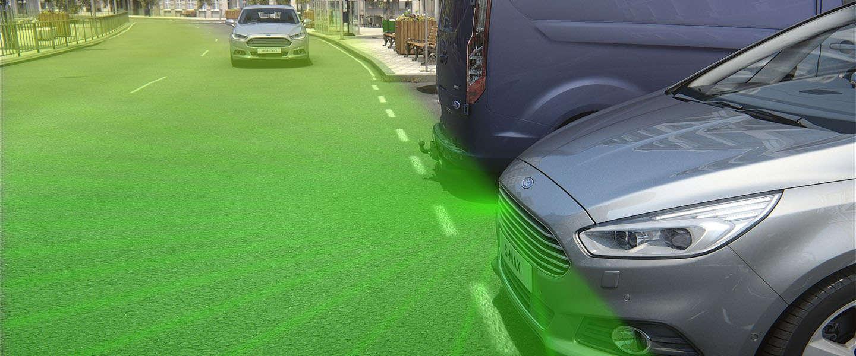 Nieuw van Ford; technologie die om de hoek kijkt