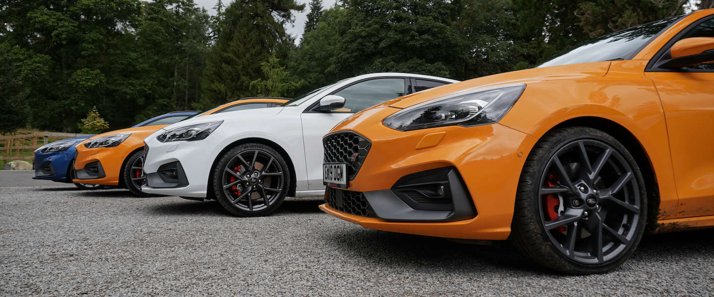 Ford Performance - M Sport experience bij Dovenby Hall