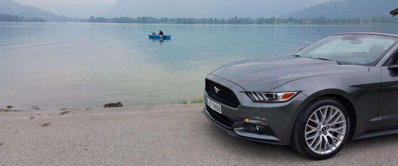 Ford Mustang, American Hero komt eindelijk naar Nederland