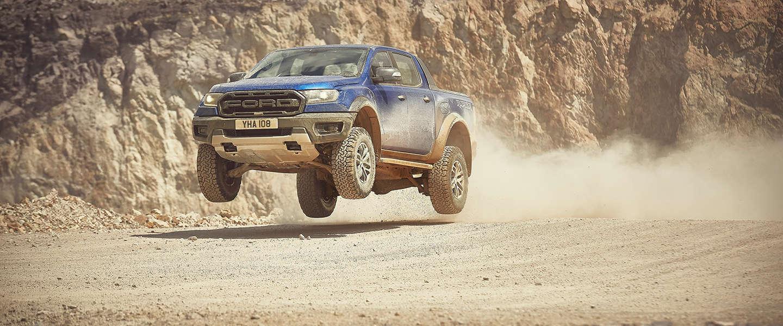 De Ford Ranger Raptor komt nu ook naar Europa