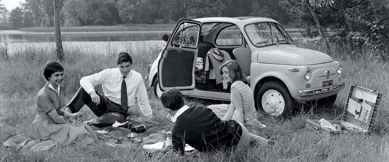 Forever Young: Fiat 500 bestaat 60 jaar en viert feest met een limited edition