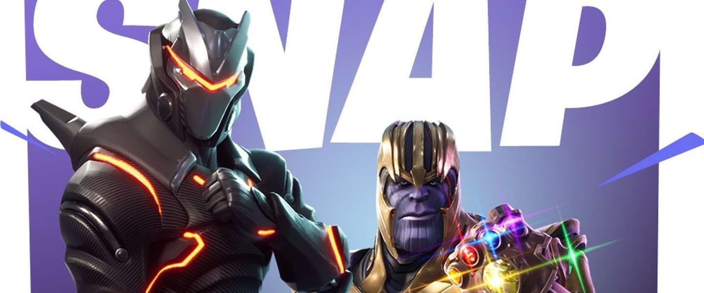 Avengers Infinity War X Fortnite Battle Royale: ultieme crossover?