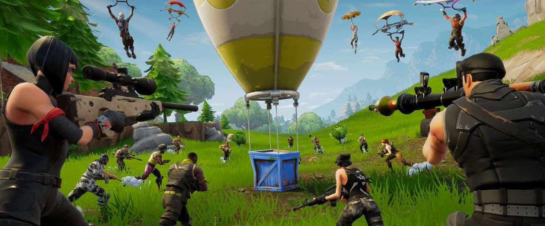 Sony zwicht onder Fortnite-druk, laat cross-play eindelijk toe