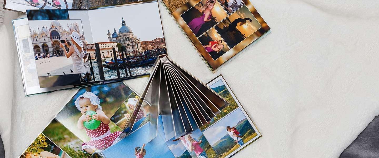 Een fotoboek maken hoeft niet per se na vakantie