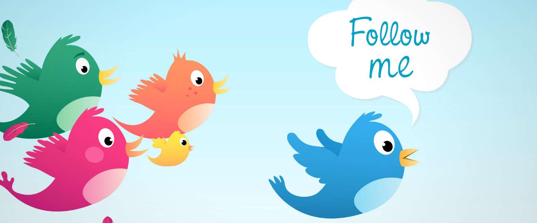 Twitter ook gelukkig met gebruikers die niet Tweeten