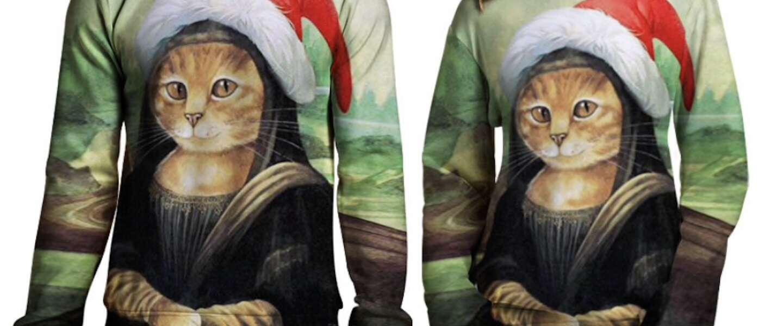 Goed Nieuws: praten met je kat, foute kersttruien en uiltje in de kerstboom
