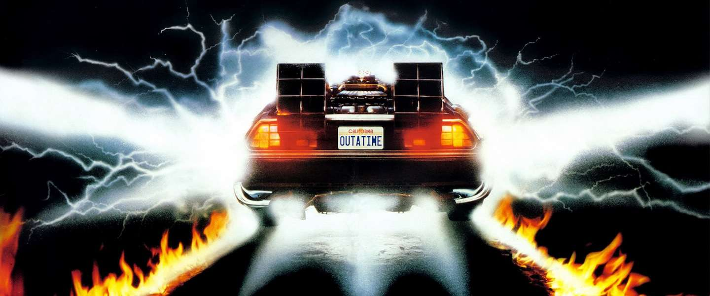 Back To The Future: coole gadgets uit 1985