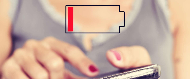 Onze gadgets zijn dun genoeg nu, we hebben meer batterij nodig