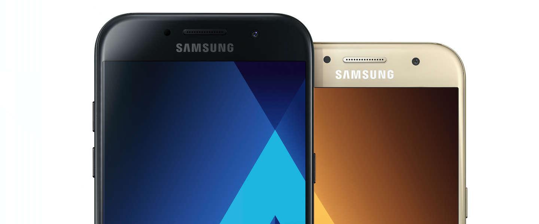 CES 2017: Samsung lanceert vernieuwde Galaxy A5 en A3