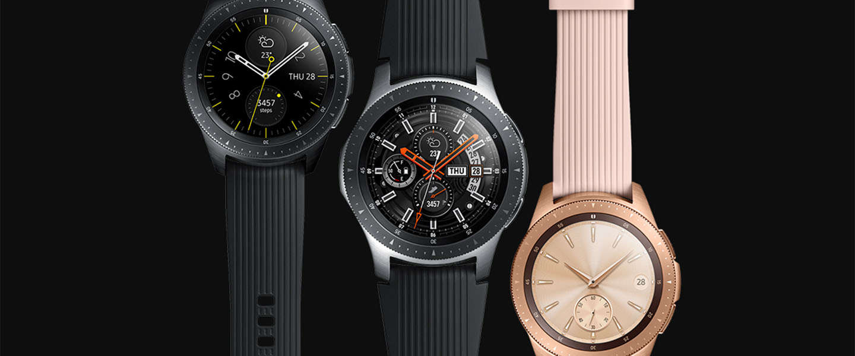 Samsung introduceert de nieuwe Galaxy Watch