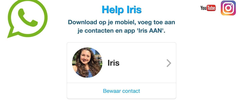 KRO-NCRV komt met Iris, een game tegen pesten