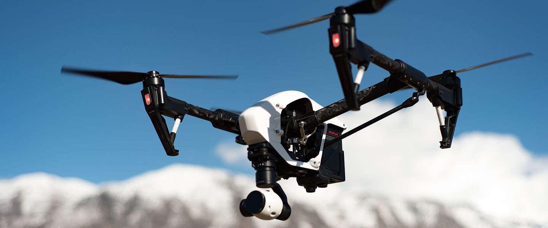 Game of Drones: de impact van vliegende robots