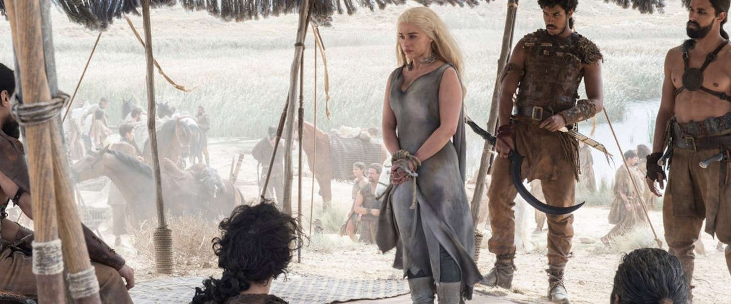 ​Hilarische bloopers van Game of Thrones seizoen 6