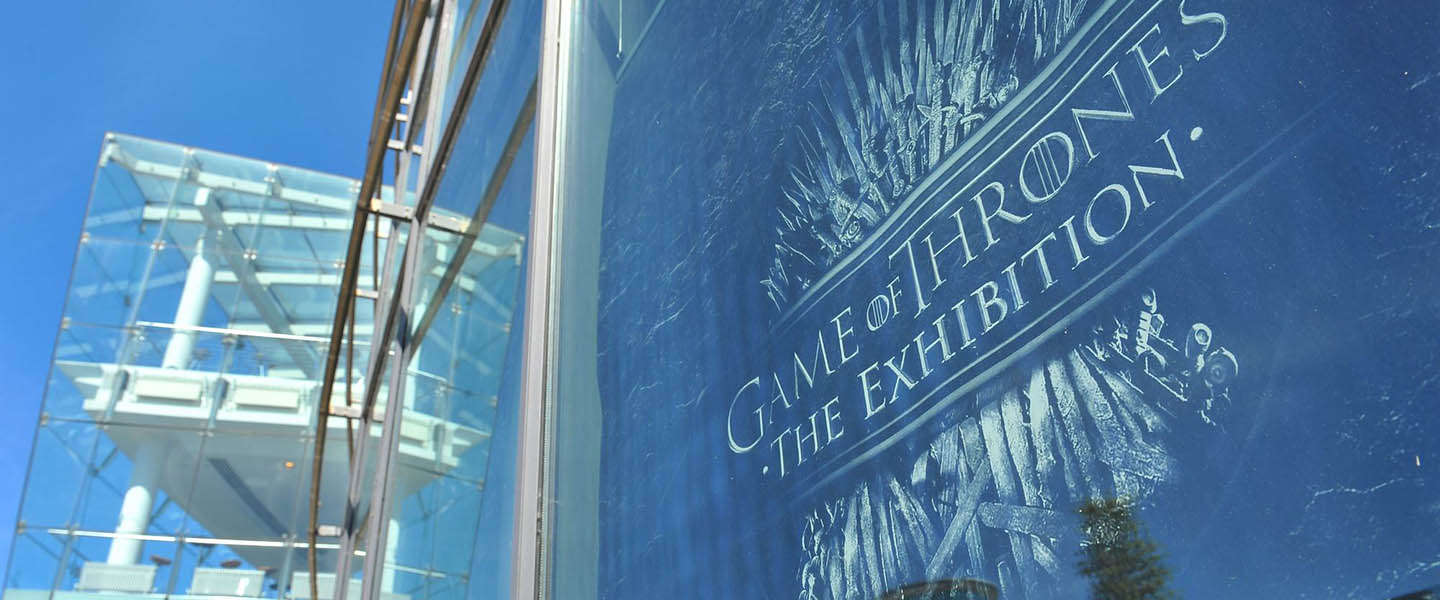De Game of Thrones exhibition komt weer naar Amsterdam