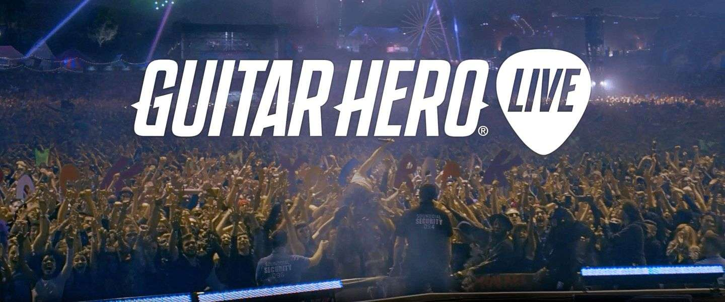 Gamescom 2015: Guitar Hero Live rocken en schokken