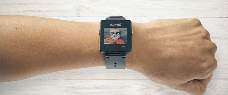 Met de Face-It app van Garmin je Smartwatch personaliseren