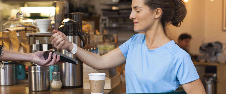 Garmin Pay: je kunt nu betalen met een Garmin smartwatch