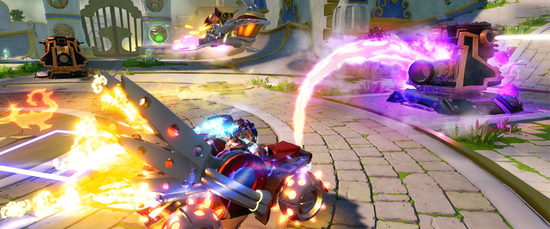 Gamescom 2015: Skylanders Superchargers gaat lekker hard