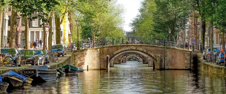 Eerste ge-3D-printe brug ter wereld geplaatst in Amsterdam