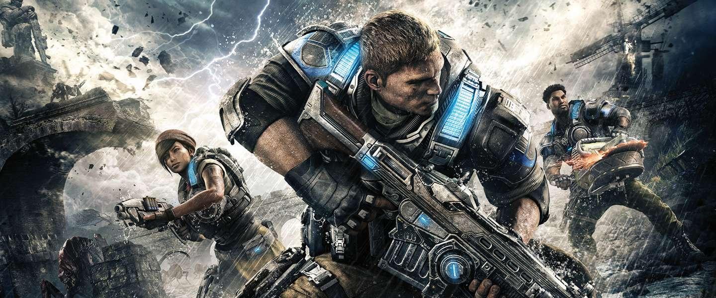 Gears of War 4: een warm bloederig bad