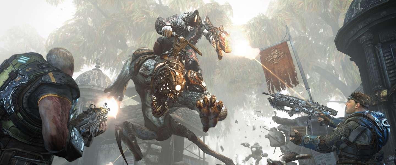 Gears of War remaster voor Xbox One?
