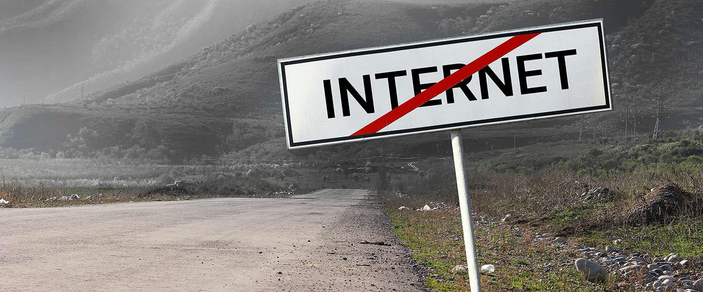Rusland voert test uit met een 'eigen' internet