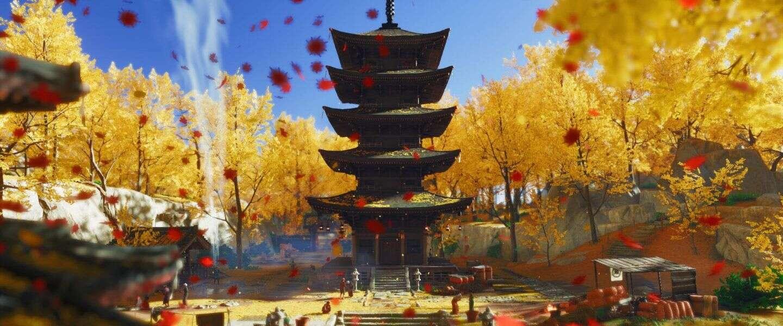 Reis naar Japan geannuleerd? Speel Ghost of Tsushima