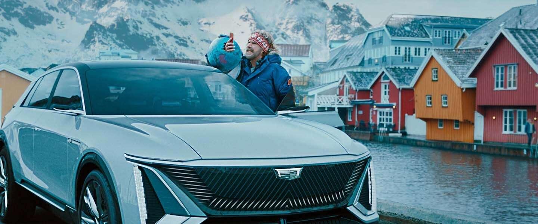Dit is de SuperBowl-commercial van Will Ferrell voor General Motors
