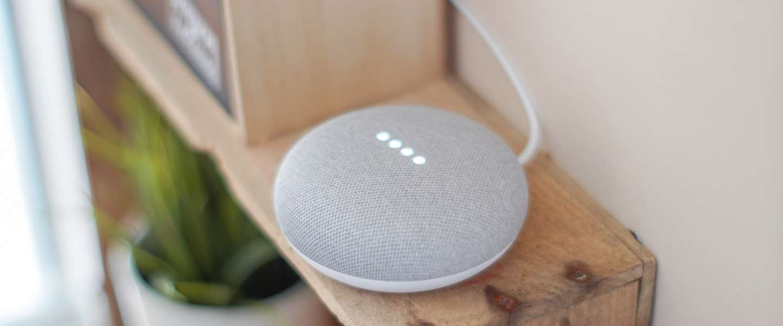 Google stopt met afluisteren van opnames Google Assistent