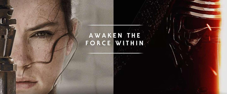 Voor de echte Star Wars-fans: Google-diensten in thema van Star Wars