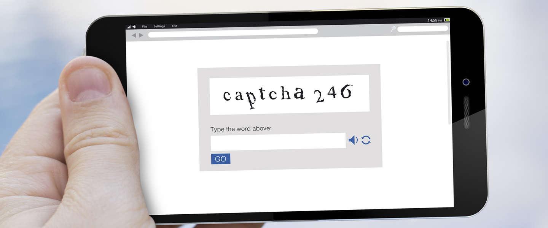 Google's onzichtbare ReCAPTCHA laat ons surfen, houdt bots tegen