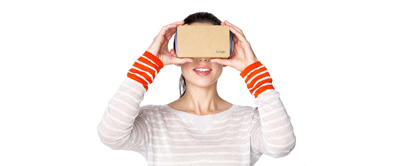 Krijgt Google meer focus op VR met een nieuwe Cardboard?