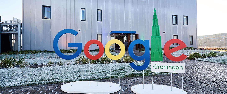 Google's datacenter in Eemshaven is geopend