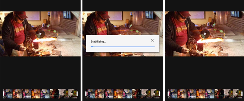Google Foto's voegt videostabilisatie toe