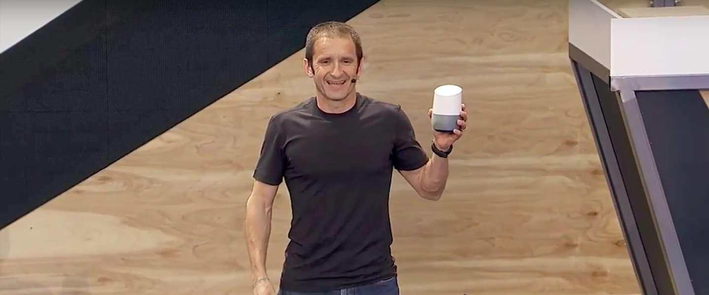 Dag 1 Google I/O: Google Home, Google Assistant, Duo en meer