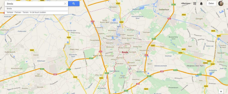 10 dingen die je nog niet wist over Google Maps