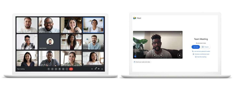 Google Cloud introduceert nieuwe en verbeterde functies voor Google Meet