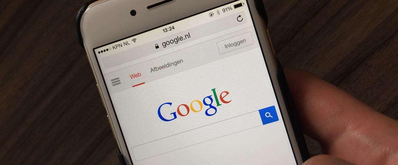 Meerderheid zoekopdrachten via Google vinden nu op mobiel plaats