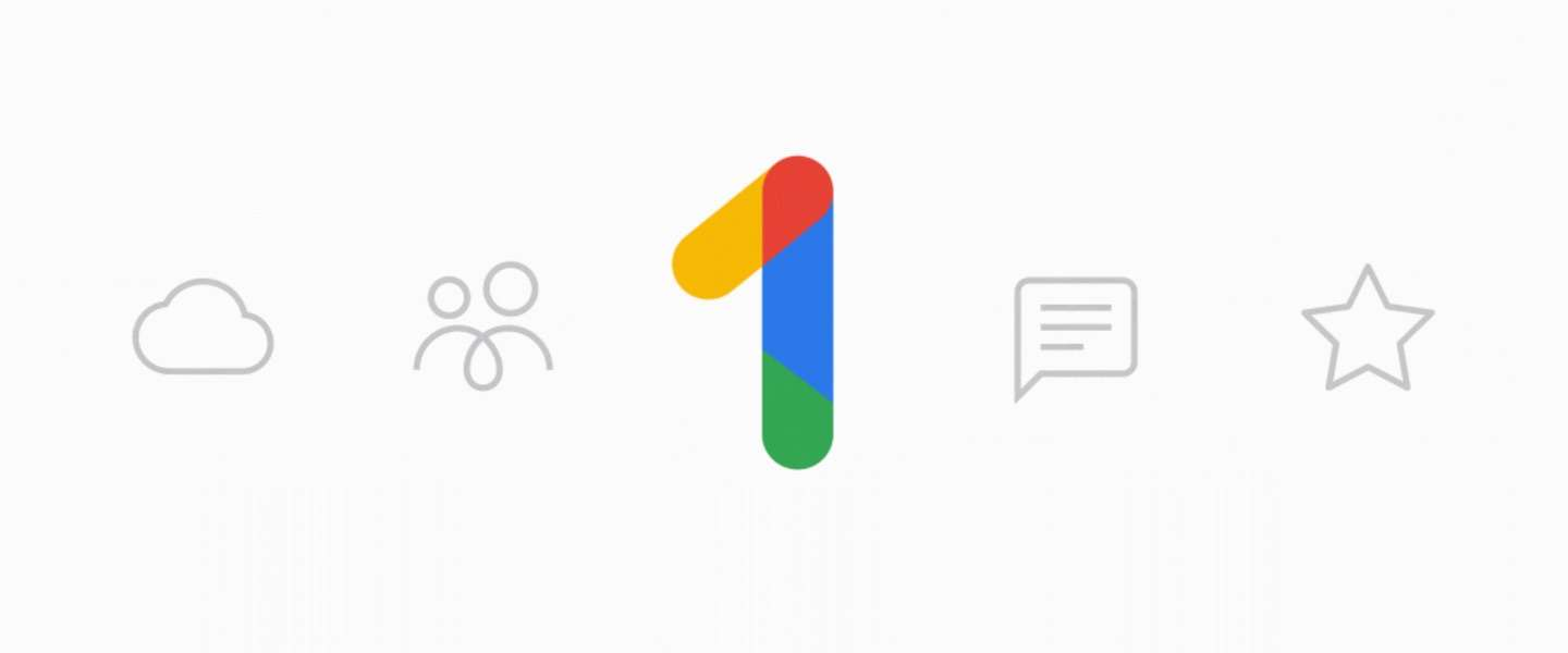 Google One: meer opslag, minder kosten, en gratis experts