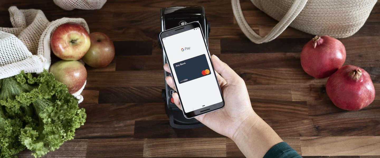 Google Pay nu eindelijk ook in Nederland beschikbaar