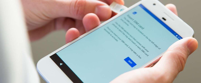 Google gaat de Pixel 3 helemaal zelf ontwikkelen