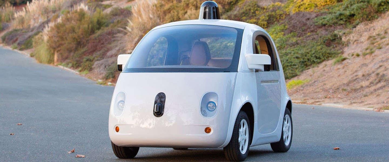 Google's zelfrijdende auto is nu volledig operationeel