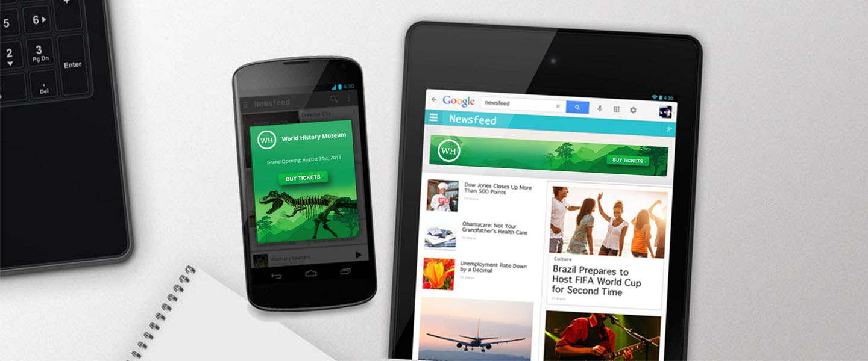 Google stopt met het gebruik van Flash voor display ads