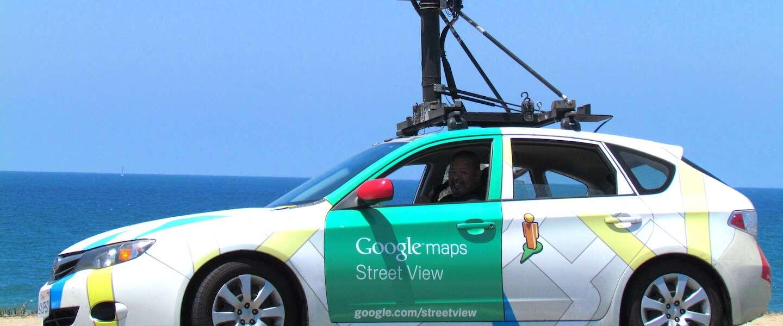 Je kunt nu zelf foto's in Google Street View zetten