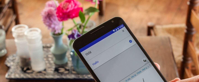 Flinke update voor Google Translate: vertalingen zijn vanaf nu beter