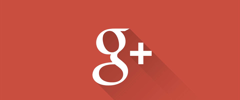Het is over en sluiten voor Google+