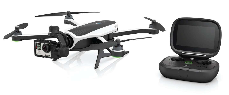 CES 2017: Aangeschoten GoPro brengt de Karma drone alsnog uit dit jaar