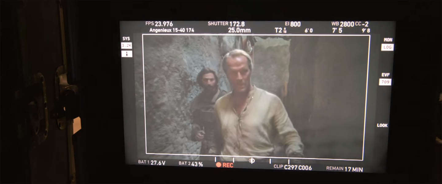 Game of Thrones featurette - The Best Seat in the House